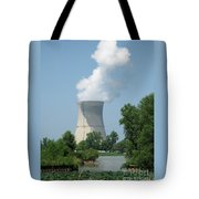 Nuclear Energy And Environment Tote Bag