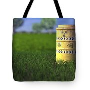 Nuclear Waste Tote Bag
