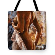 Nude 07 Tote Bag by Emerico Imre Toth