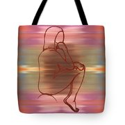 Nude 12 Tote Bag by Patrick J Murphy