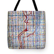 Nude 15 Tote Bag by Patrick J Murphy