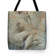Nude 45314051 Tote Bag