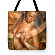 Nude Girl7 Tote Bag