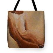 Nude II Tote Bag