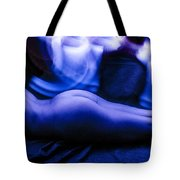 Nude Light Painting 2 Tote Bag
