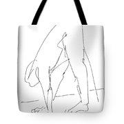 Nude Male Drawings 32 Tote Bag