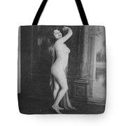 Nude Posing, 19th Ct Tote Bag