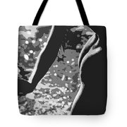 Nude Posterized 7 Tote Bag