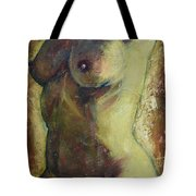 Nude Female Torso Tote Bag