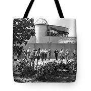 Nudes At 1939 Ny World's Fair Tote Bag