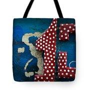Number 13 Tote Bag