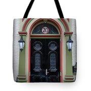 Number 20 Tote Bag