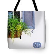 Number 61 And A Quarter - Charleston S C - Travel Photographer David Perry Lawrence Tote Bag