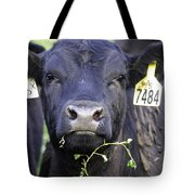 Number 7484 Tote Bag