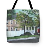 Number One Main Street Tote Bag