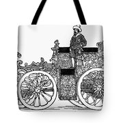 Nuremberg Carriage, 1649 Tote Bag