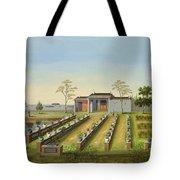 Nursery Garden, C.1820-40 Tote Bag