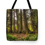 Nursery Log Tote Bag