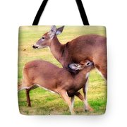 Nurturing Nature Tote Bag