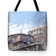 Nuruosmaniye Mosque 02 Tote Bag