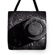 Nut And Bolt Tote Bag