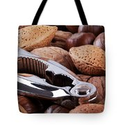 Nutcracker And Whole Nuts Tote Bag