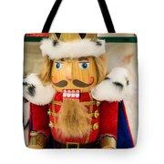 Nutcracker Prince Tote Bag