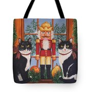 Nutcracker Sweeties Tote Bag