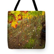 Nute Watches The Vines Tote Bag by Jean Noren