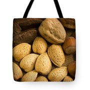 Nuts Aglow Tote Bag