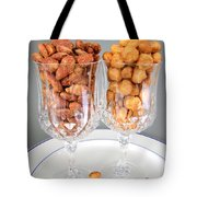 Nutty For Nuts Tote Bag