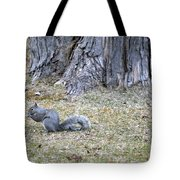 Nutty Tote Bag