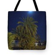 Nuweiba By Night Sinai Egypt Tote Bag