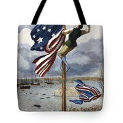 Ny: British Evacuation Tote Bag