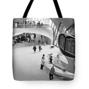 Nyc Airport, 1965 Tote Bag