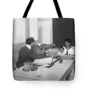 Nyc Board Of Health, 1909 Tote Bag