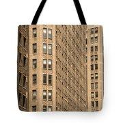 Nyc Brown Tones Tote Bag