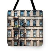 Nyc Building  Tote Bag
