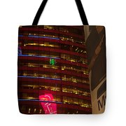 Nyc Collage Tote Bag