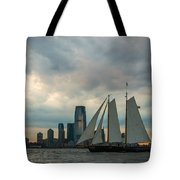 Nyc Pirates Tote Bag