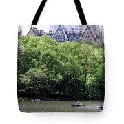 Nyc Urban Oasis Tote Bag