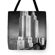 Nyc Waldorf-astoria Hotel Tote Bag