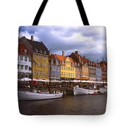 Nyhavn Copenhagen Tote Bag