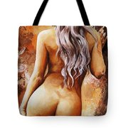Nymph 02 Tote Bag by Emerico Imre Toth