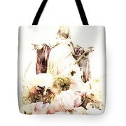 O Divine Mercy Tote Bag