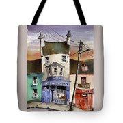 O Heagrain Pub Viewed 115737 Times Tote Bag