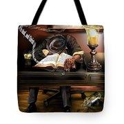 O Sleeper Tote Bag