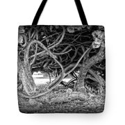 Oahu Ground Vines - Hawaii Tote Bag by Daniel Hagerman