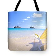 Oahu Lanikai Beach Tote Bag