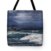 Oahu Surf Tote Bag